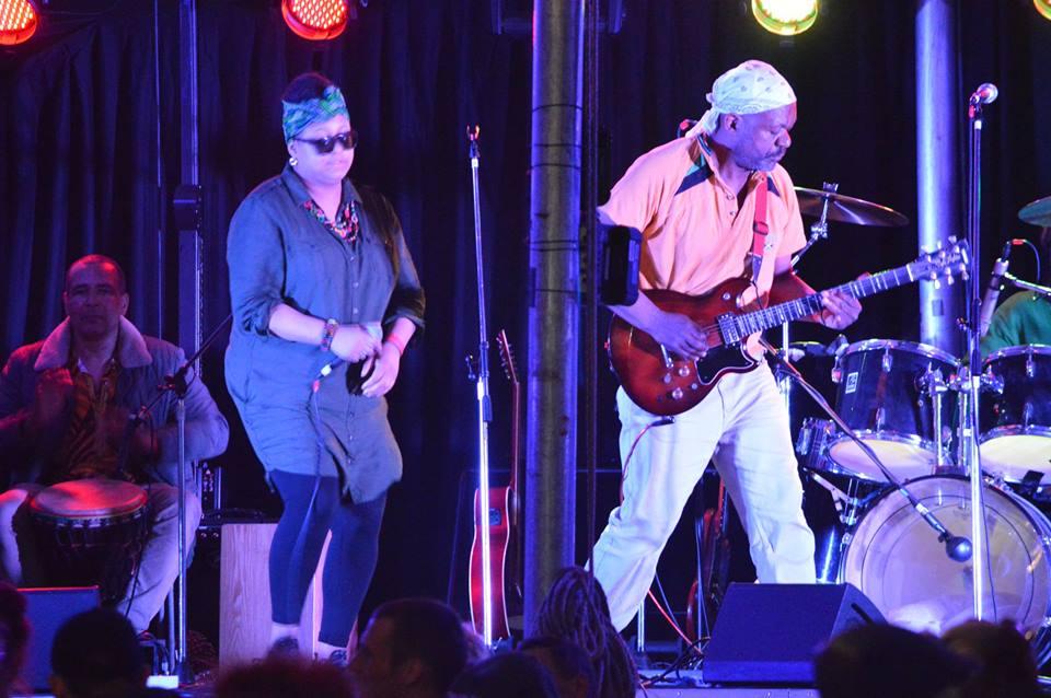 Reggae Rockz - Staffs Fest 2018
