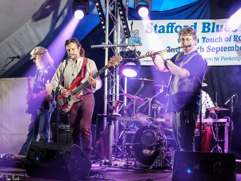 'Cold Flame' North Derbyshire band back for third year