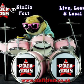 Who let the 'Dogs' out? The Rockdogs live @ Staffs Fest