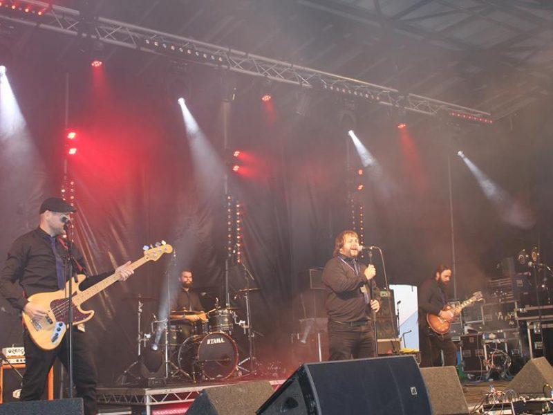 The Shine – local Penkridge band