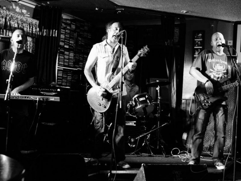 'Bloke' – Local Cannock band
