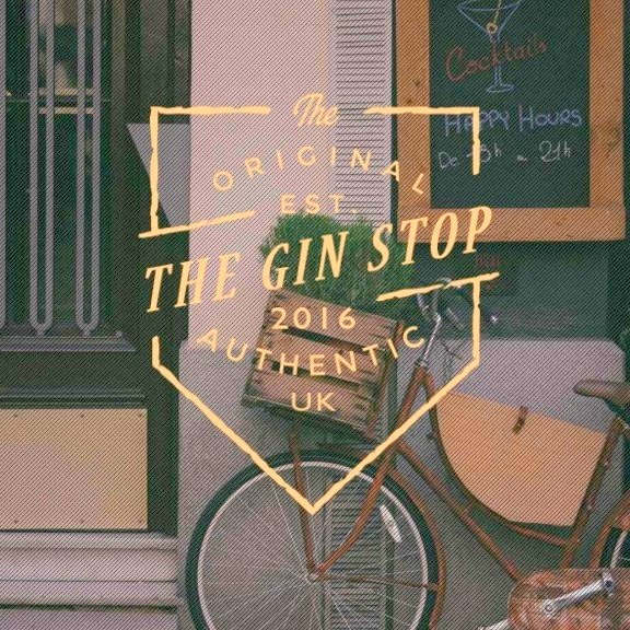 G & T Anyone ? The Gin Stop