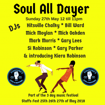 Soul All Dayer