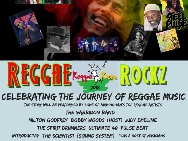 Reggae Rockz 2