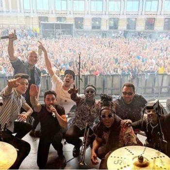 KIOKO Headlining Sat 25th in the Reggae Rockz Marquee