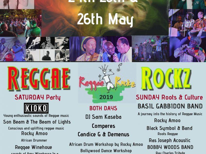 Reggae Rockz 2019 at Staffs Fest