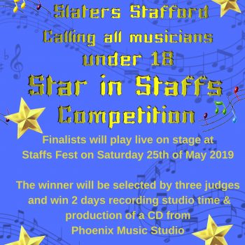 Star in Staffs Competition