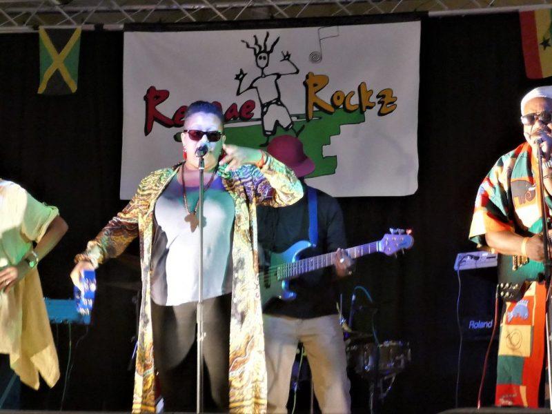 Gabbidon Band 2 photo by Pete Farrier