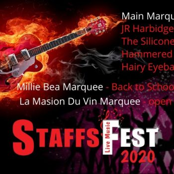 Friday Night at Staffs Fest