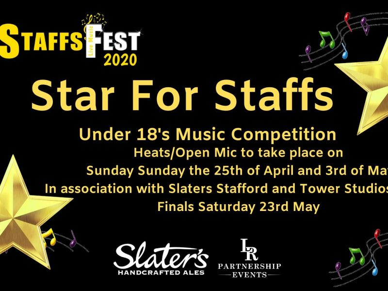 Star for Staffs Competition 2020