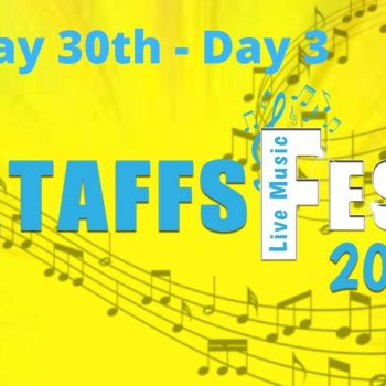 Sunday at Staffs Fest 30th May – Day 3