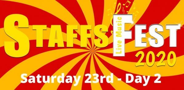 Saturday at Staffs Fest 23rd May
