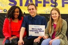 "Staffs Fest 2018 ""Star in Staffs"" Winner"