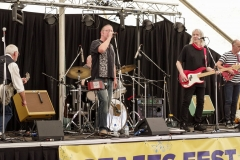 Used Blues - Staffs Fest 2018