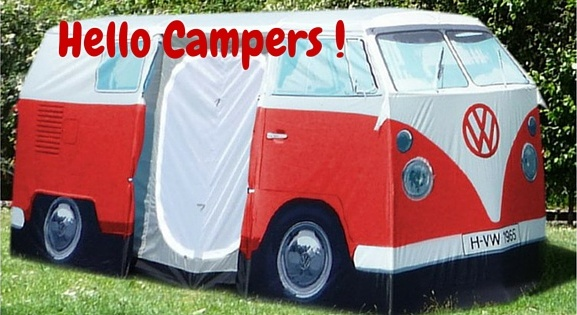 Hello Campers!