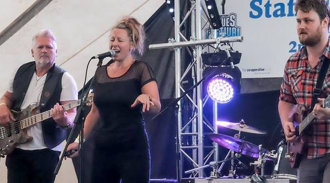 Zoe Green Band – Sunday 28th May