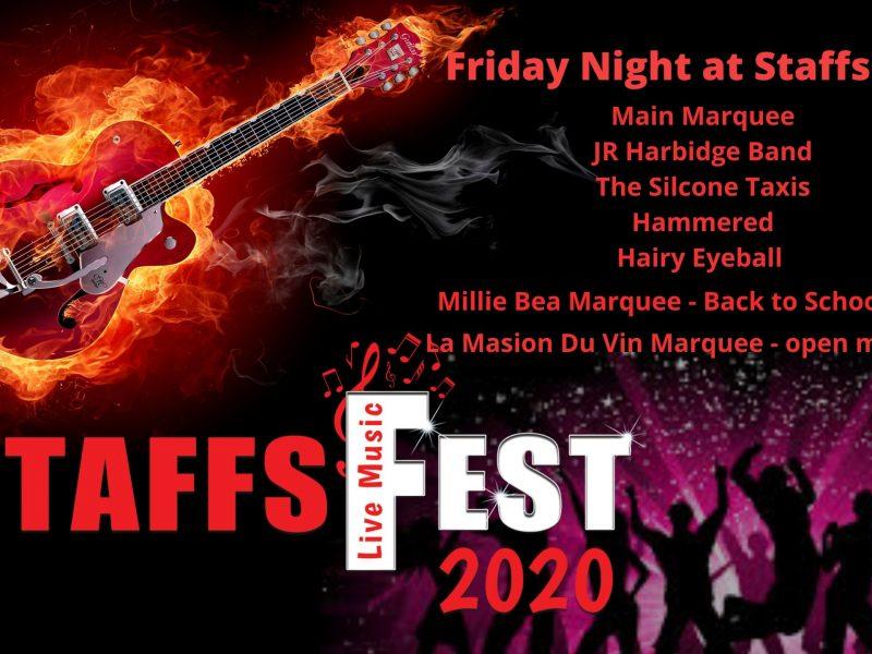 Friday Night at Staffs Fest (1)