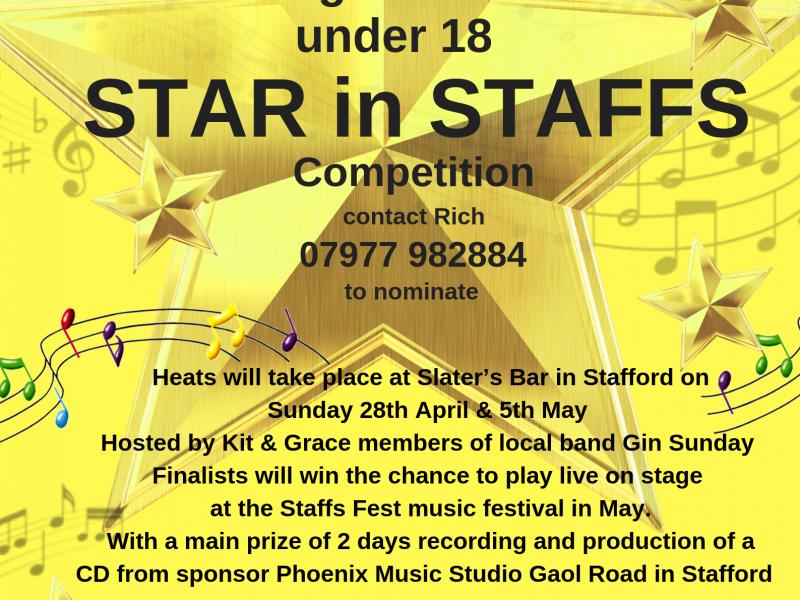 Star In Staffs (1)