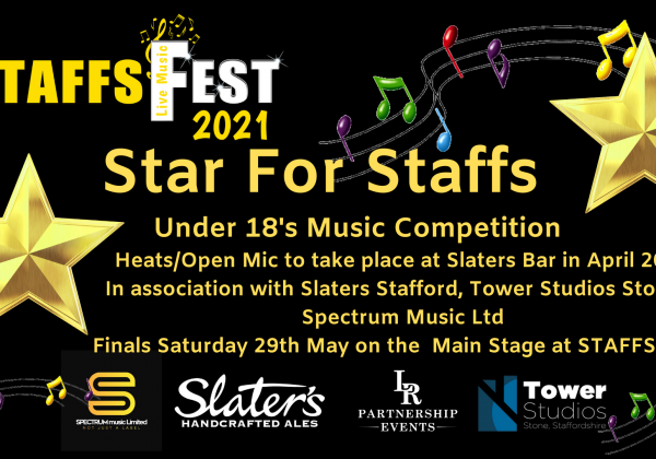 Star for Staffs Competition 2021