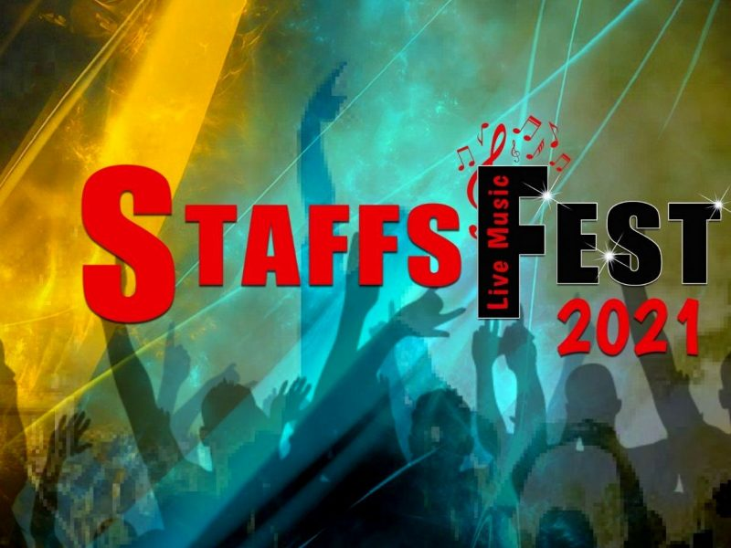 Whats going on ! Staffs Fest 2021