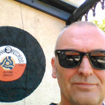 DJ Dekker Sunday Afternoon the best of ska, rocksteady & reggae on vinyl.