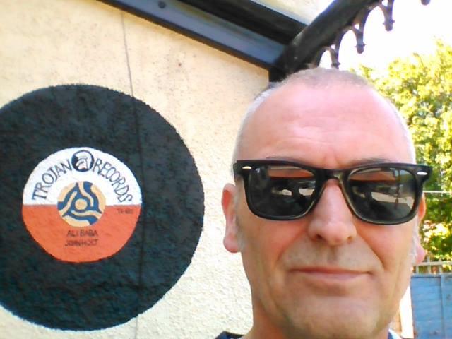 DJ Dekker Sunday Afternoon the best of ska, rocksteady & reggae on vinyl.
