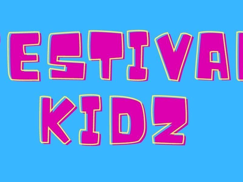 Children at Staffs Fest