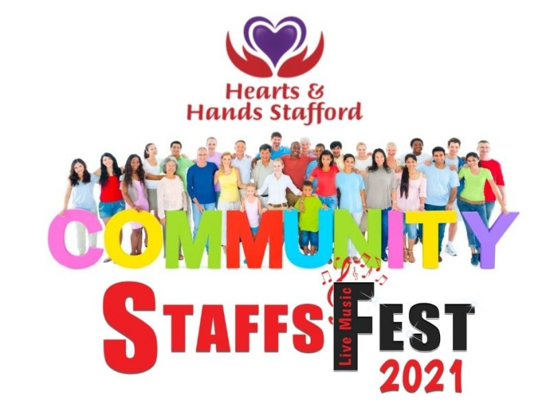 Championing Hearts & Hands as our chosen charity this year