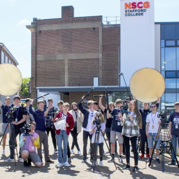 NSCG: Stafford College Media Crew